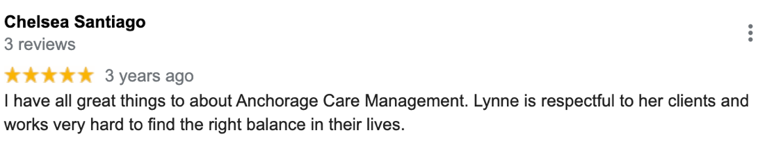 Anchorage Care Management Accolades